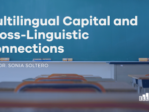 Multilingual Capital and Cross-Linguistic Connections